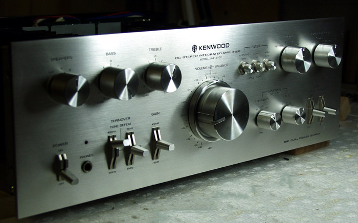 Kenwood ka-8100 8100_fnt3